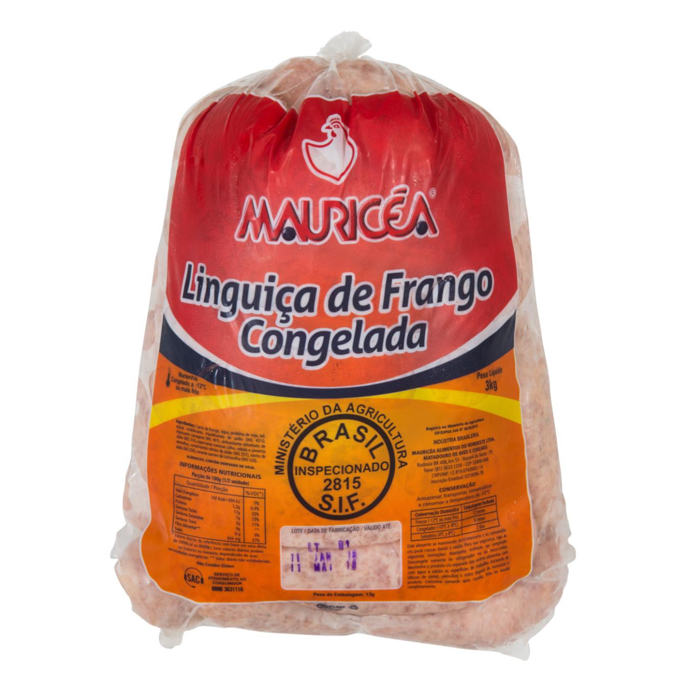 Linguiça de Frango PAC 3 KG