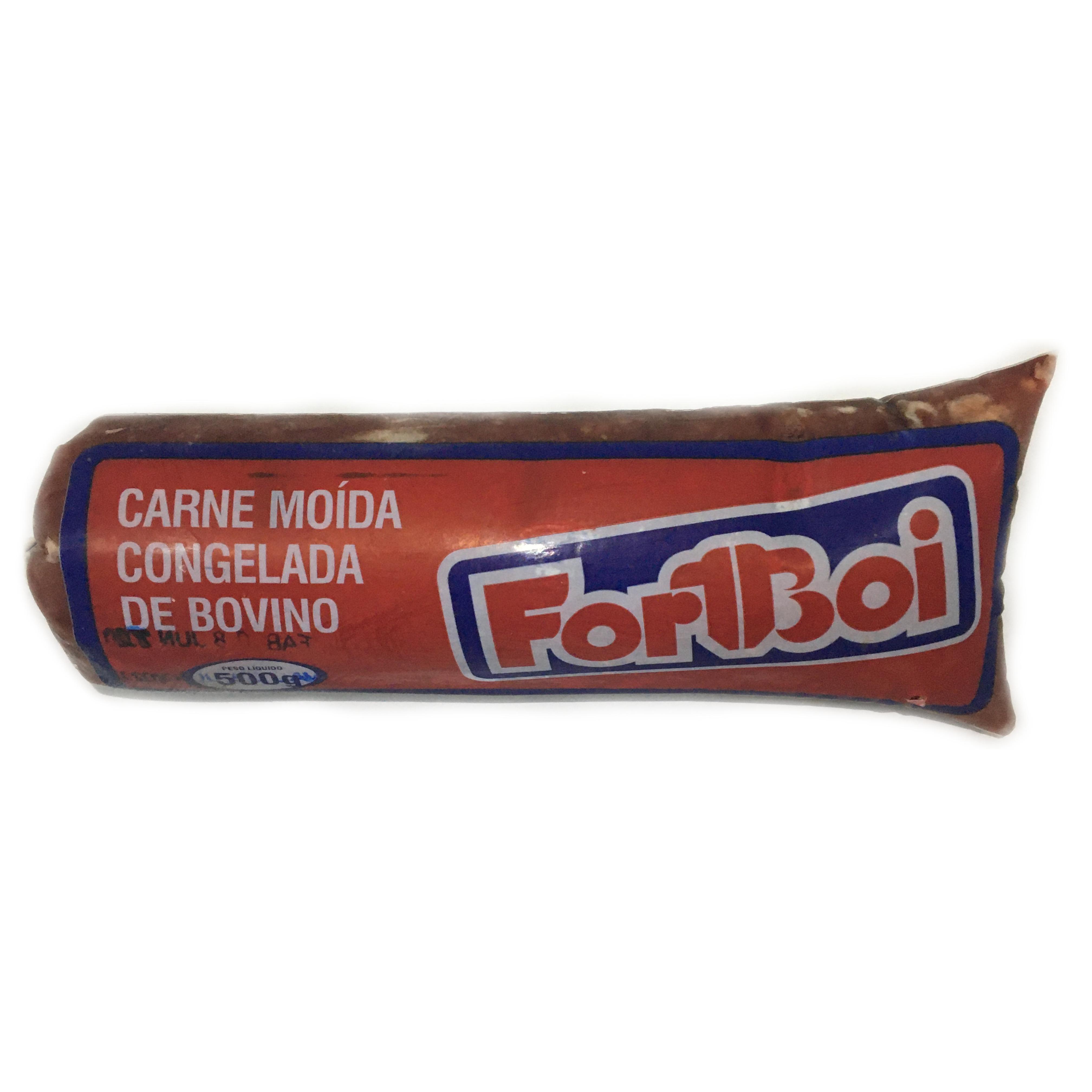 Carne Moída Congelada Fortboi