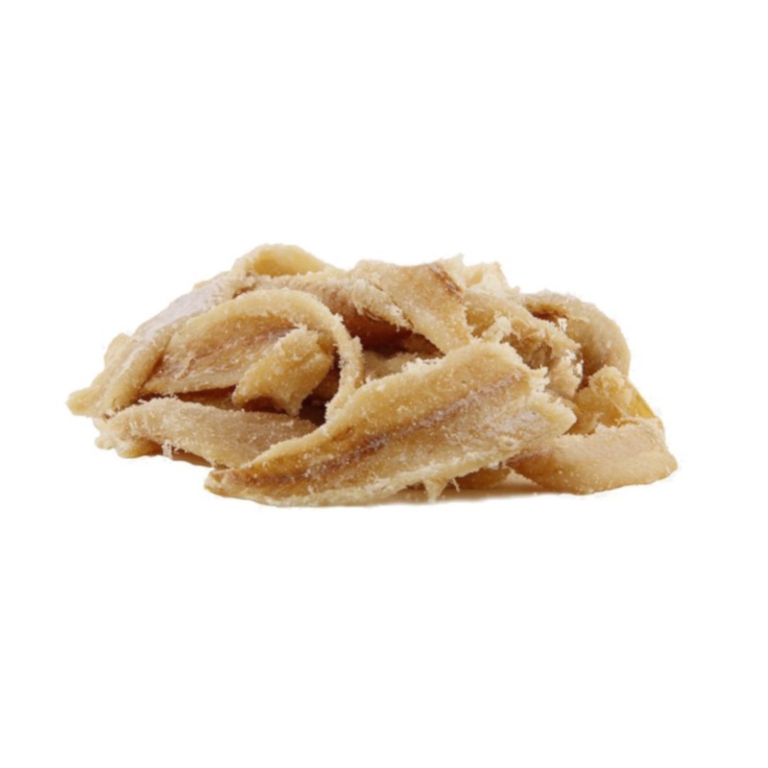 Peixe Tipo Bacalhau Salgado Desfiado PAC 5 KG