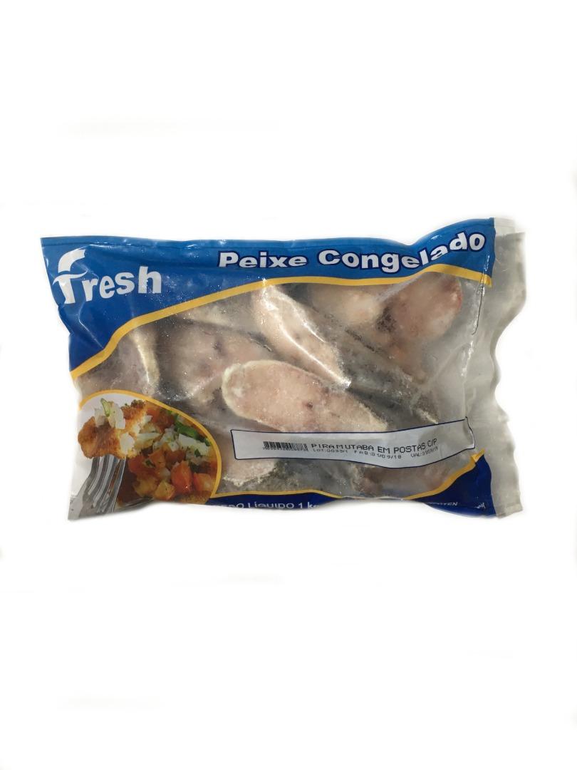 Posta de Piramutaba C/ Pele Fresh PCT 1 KG