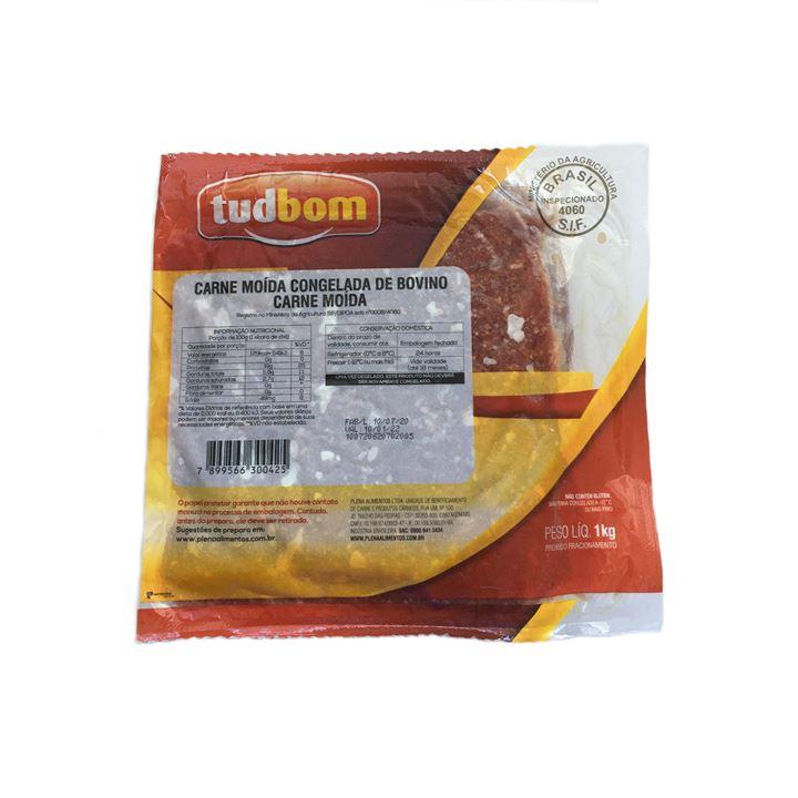 Carne Moída Congelada Tudbom