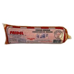 Carne Moída Congelada Top Carnes/Fridel