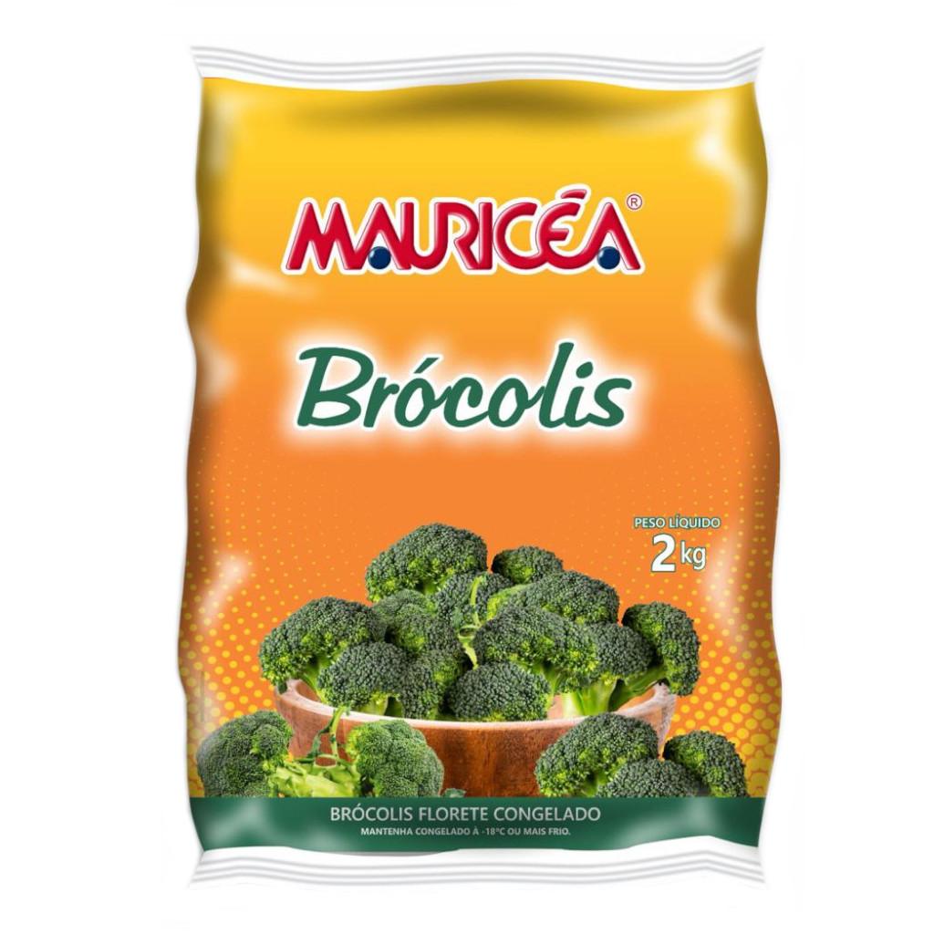 Brócolis Congelado PAC 2 KG