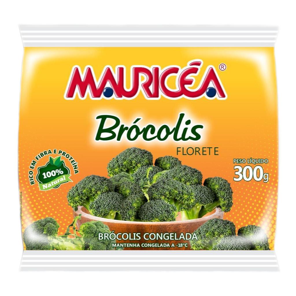Brócolis Congelado PAC 300G