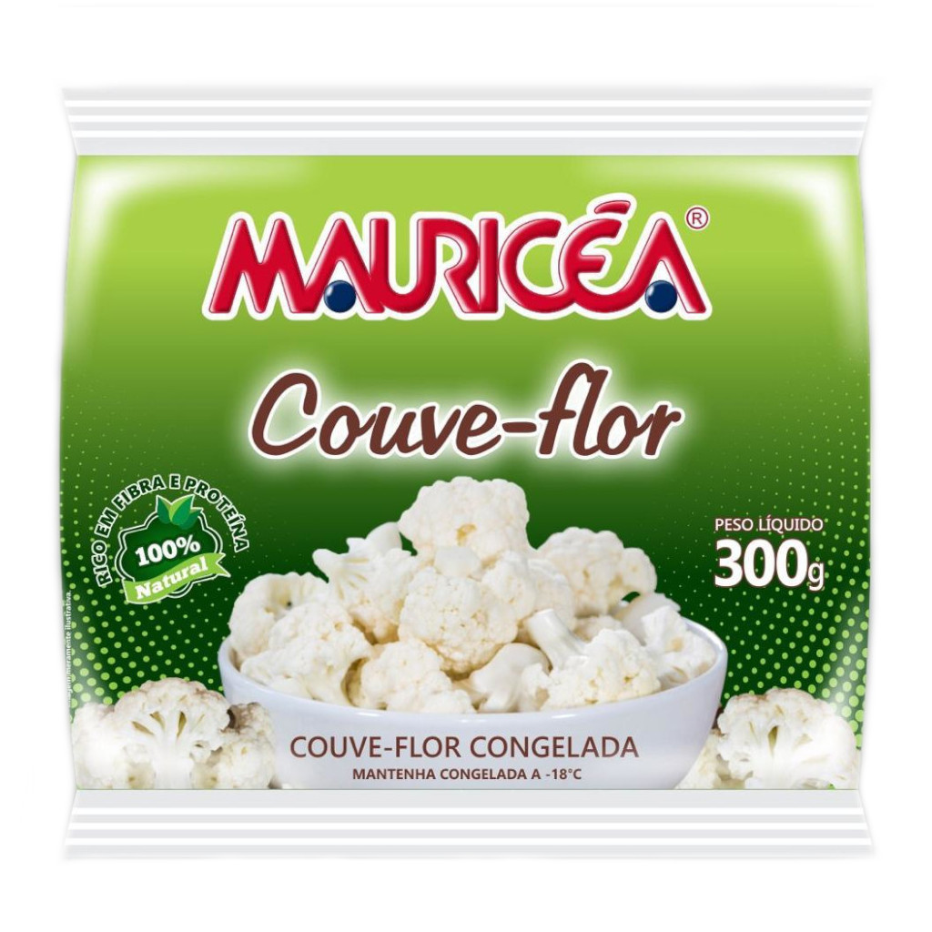 Couve-Flor Congelado PAC 300G